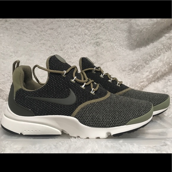 e28a0148deee Women s Nike Presto Fly SE Olive Green NWT Size 8